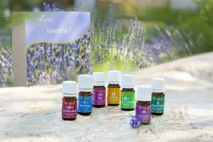 Young Living essential 7 kit for every home and every body
