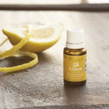 Gary Young lemon essential oil