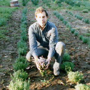 The first planting in 1989