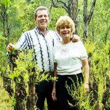Gary and Mary in Australia